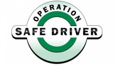 Operation Safe Driver Week Oct 16-22